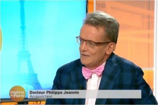 le Dr Philippe Jeannin 14 novembre 2016